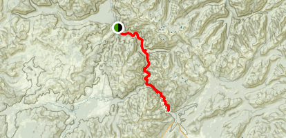 Middle Fork Salmon River Map