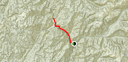 Selway River Trail Map