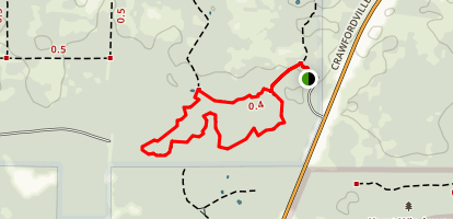 Gumswamp Loop Trail Map