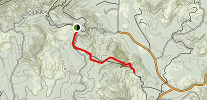 Mount Molly Map