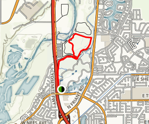 Tom MacMichael Sr. Trail Map