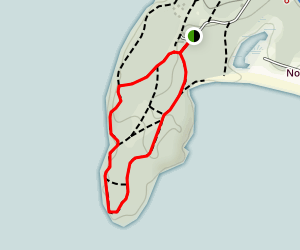 Rock Point Trail Map
