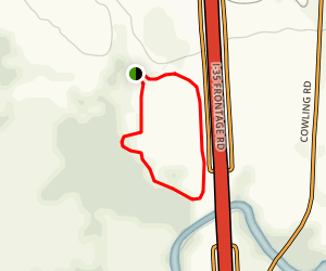 Sanger Sports Loop Trail Map