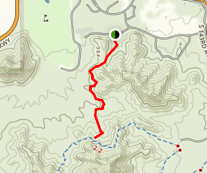 Quail Trail Map