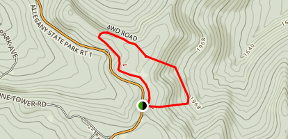 Sweetwater Loop Map