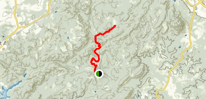 Broad River Trail Map