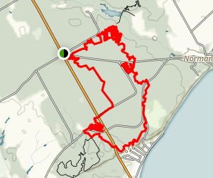Turkey Point Trail Map