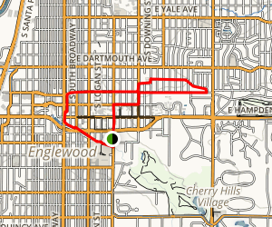 Englewood Ride Map