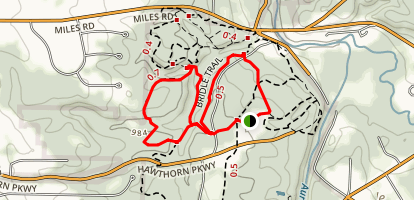 Bridle Trail Loop Map