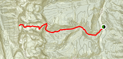 Mount Fitzpatrick Map