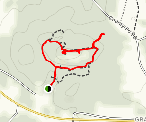Engine House Ruins Trail Map