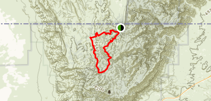 Marcus Trail Map