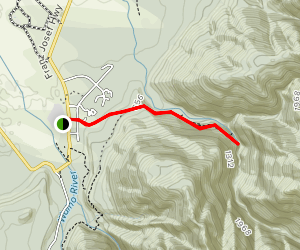 Tatare Tunnels Track Map