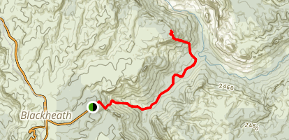 Perrys Lookdown Map
