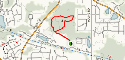 Silver Springs Park Map