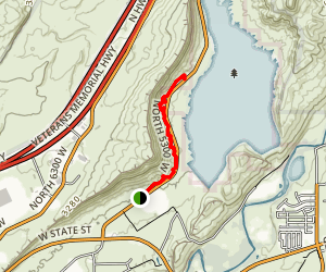 Quail Creek Trail Map
