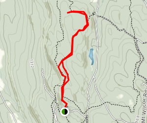 Wild Cat Trail Map