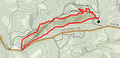 Eightmile Loop Trail Map