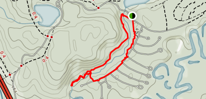 Stubb's Falls Trail Map