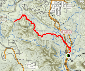 Templeton Trail Map