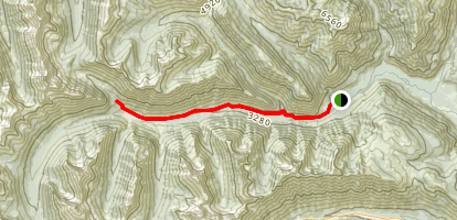 West Fork Methow Trail Map