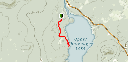Split Rock Point Way Map