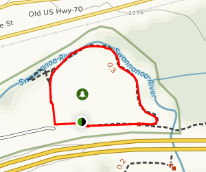 Douglas M. Brock Park Loop Map