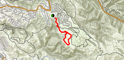 Ukrainia Trail Map