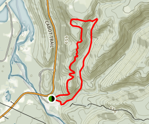 Acadian Trail Map