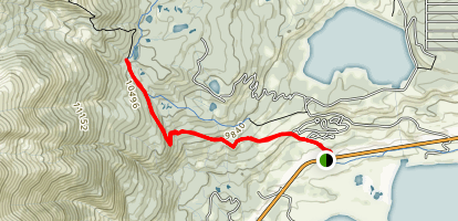Bartlett Gulch Map
