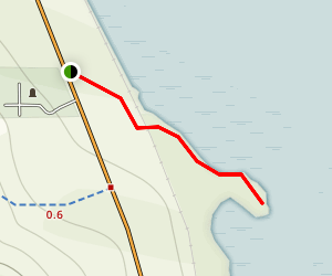 Greenpoint Trail Map