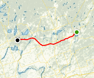 Eastern Ontario Trails Alliance Map