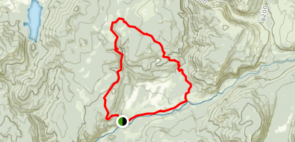 Coulton Creek Trail Map