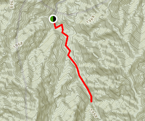 Seryeom Waterfall Course Map