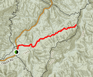 Finley Cane Trail Map