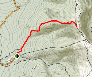 Jewell Trail Map
