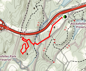 Eagle Hill Trail Loop Map