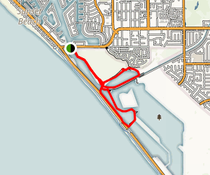 Bolsa Chica Ecological Reserve Trail Map