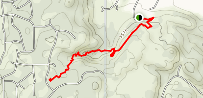 Centennial Trail Map