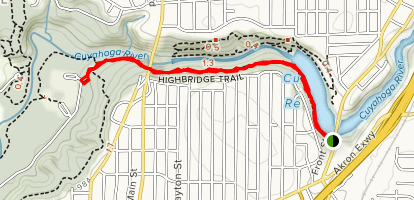 Highbridge Map