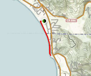 Crissey Field State Park to Pelican State Beach Walk Map