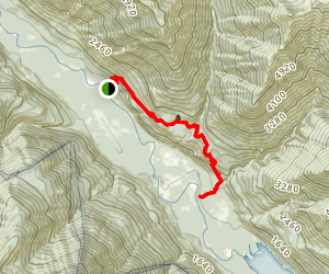 Rainbow Loop Trail Map