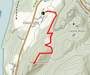 Sugarloaf Hill Trail Map
