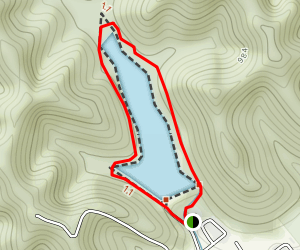 Eagle Lake Loop Trail Map