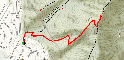 Kolowalu Trail Map