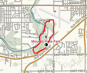 Mounds Outer Loop Map