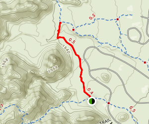 Waddell Trail Map