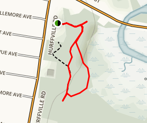 Timber Creek Park Map