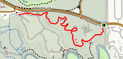 Green Ridge Trail Map