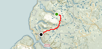 The Long Range Traverse Map